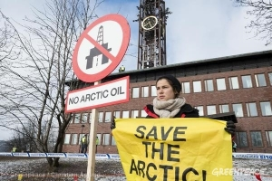 no arctic oil kiruna