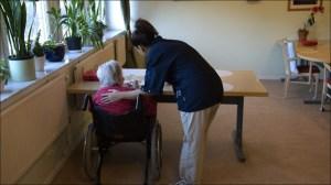 äldrevård