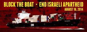 Kampanj för att stoppa israeliska skepp i USAs hamnar