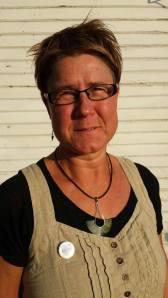 Annika Blomberg, 1a på landstingslistan